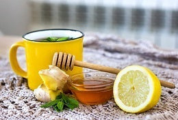 Tips to detox your lifestyle glass of honey lemon warm water