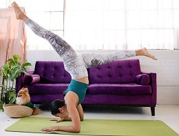 tips to feel better during periods do yoga