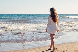 Tips to relax walk mindfully