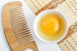 Tps to strengthen your hair egg therapy