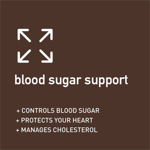 blood sugar support.