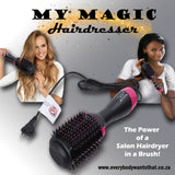 My Magic Hairdresser Electric Styling Brush