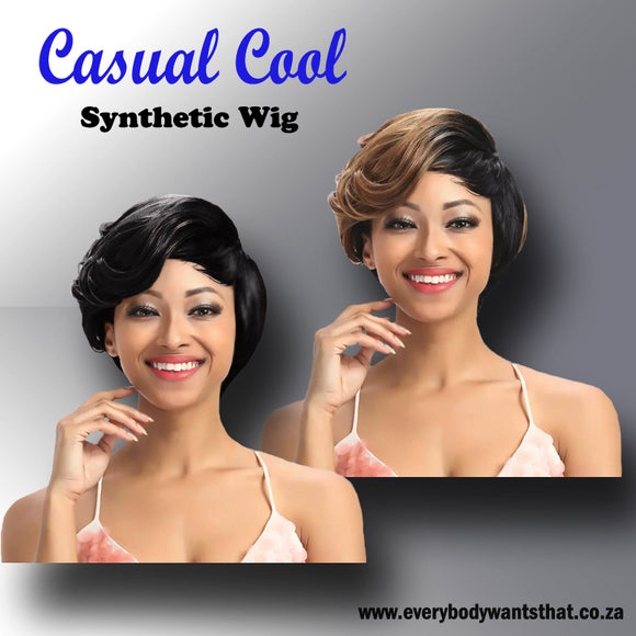 Casual Cool Synthetic Wig