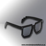 Modern Mosaic UV400 Polarized Sunglasses
