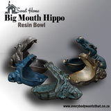 Big Mouth Hippo Bowl