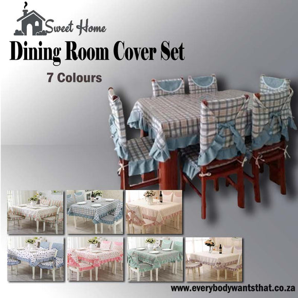 Dining Room Cover Set