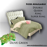 Ultra Warm Fleece Bedding Set B (King&Super King Size)8 colours