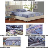 Floral Matching Fitted Sheet Sets (2 sizes)