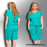 Comfortable Chic Casual Jumpsuit (L-5XL)