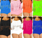 Curvy Diva High Waist Bikini (Colours 1-4)