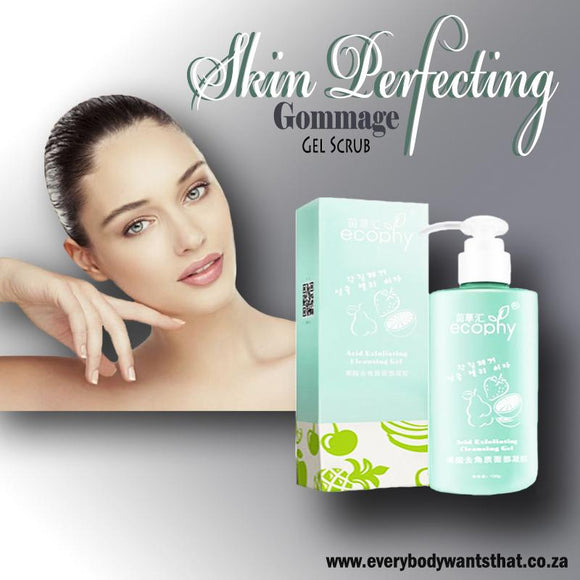 Skin Perfecting Gommage Gel Scrub
