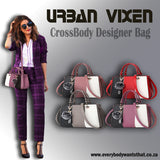 Urban Vixen Cross-Body Designer Bag