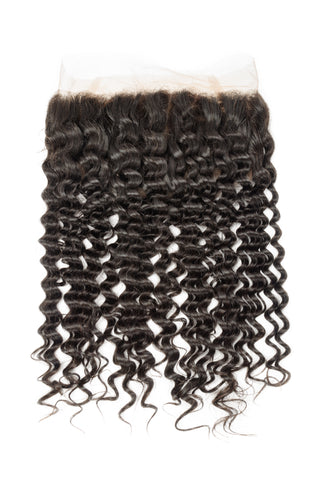 Jerry Curly Lace Frontal