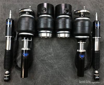 2011+ Sienna Universal Air Solution Series Air Suspension Kit