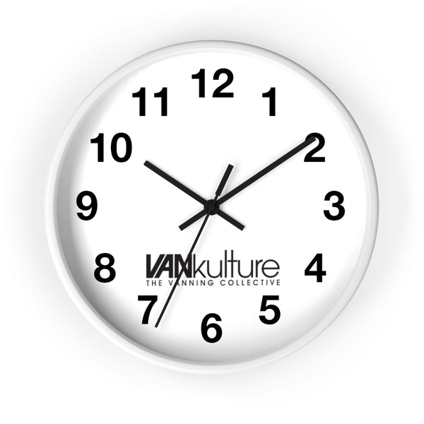 VK Collective Wall clock
