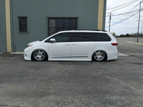 2011-17 Sienna NON SE MP Side Skirts
