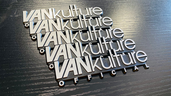 VANkulture Official Emblems