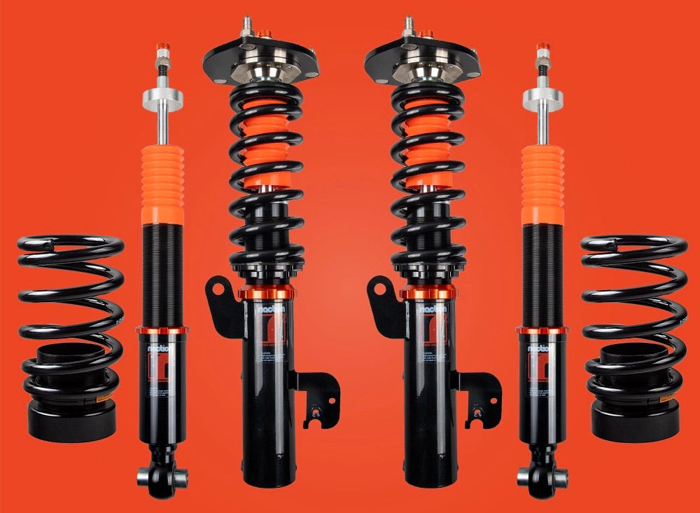 Riaction USA Coilovers for 2011+ Sienna