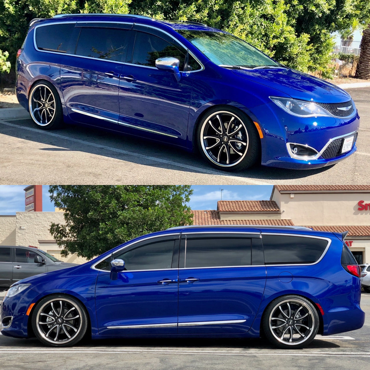 2016+ Chrysler Pacifica Megan Racing Coilovers