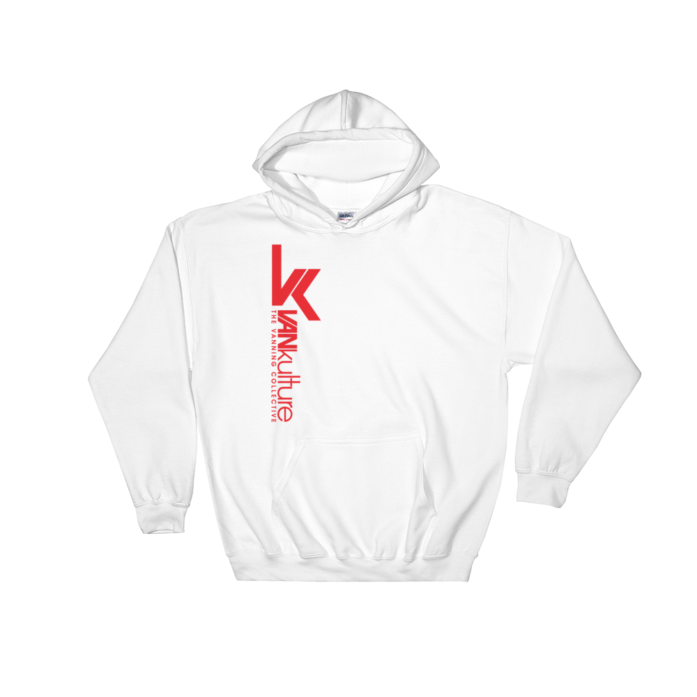 Official Vertical Hooded Sweatshirt