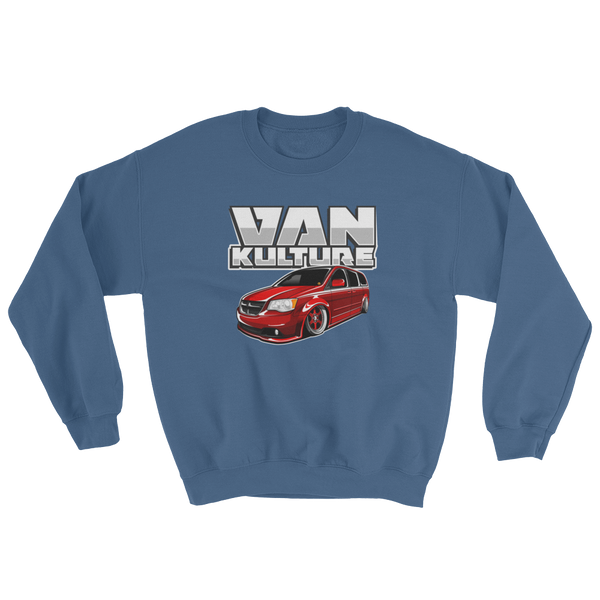 Red Rocket Sweatshirt