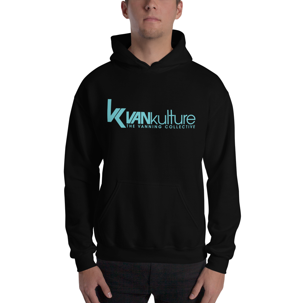 VK Collective MINT Hooded Sweatshirt