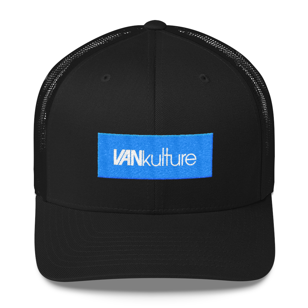Trucker Cap VK Label
