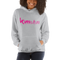 Vk Collective PINK Hooded Sweatshirt