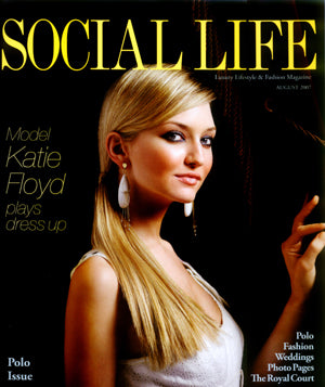 Social Life Magazine August 2007