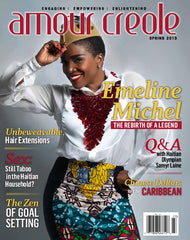 Amour Creole February 2013 featuring Artikal Millinery