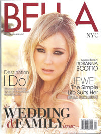Bella Magazine Cover featuring Artikal Millinery