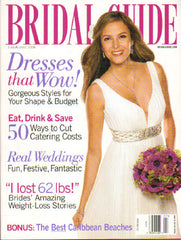 Bridal Guide Magazine featuring Artikal Millinery