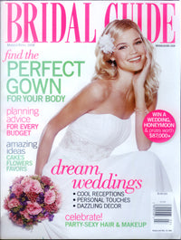 Bridal Guide Magazine March/April 2008