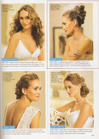 Bridal Guide July 2009