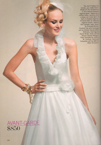Bridal Guide Magazine May/June 2009