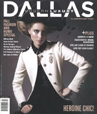 Modern Luxury Magazines - Dallas September 2006
