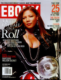 Ebony Magazine October 2007