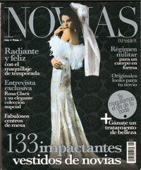 Novas Infashion March 2009 Featuring Artikal Millinery