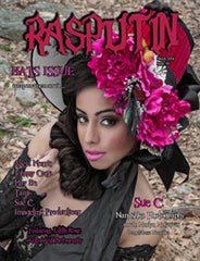 Rasputin Magaziner Cover with Artikal Mini Black Tophat
