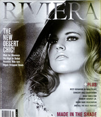 Modern Luxury Magazines - Riviera July 2006