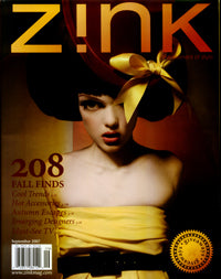 Zink Magazine September 2007