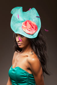 Virtual Basic Ascot Sinimay Fascinator Workshop $90.00 Oct 28th 7-9 pm  ,2020