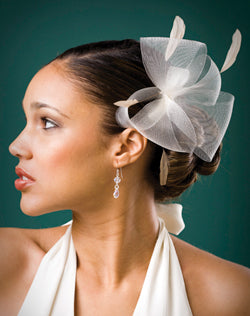 Virtual Horse Hair hat /Bridal fascinator workshop May 21st  2020 4-6 pm $65.00