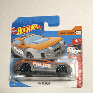 Hot Wheels HW Pursuit - Gonzo's Garage