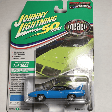 Johnny Lightning 1970 Plymouth Superbird - Gonzo's Garage