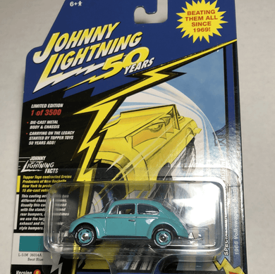 Johnny Lightning 1966 Volkswagen Beelte - Gonzo's Garage
