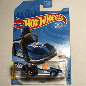 Hot Wheels Lets Go - Gonzo's Garage