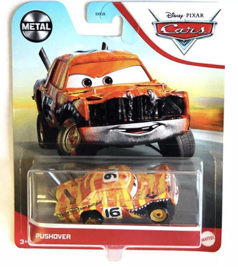 Disney Pixar cars pushover - Gonzo's Garage