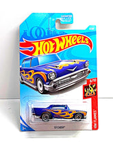 Load image into Gallery viewer, Hot wheels flames 57 Chevy - Gonzo's Garage