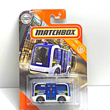 Load image into Gallery viewer, Matchbox self driving bus - Gonzo's Garage